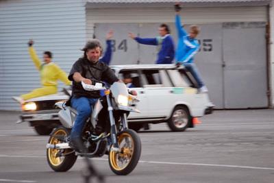 Авто Мото Шоу - Каскадеры в Анапе