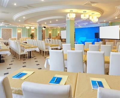 Конференц-залы отеля «Довиль» в Анапе