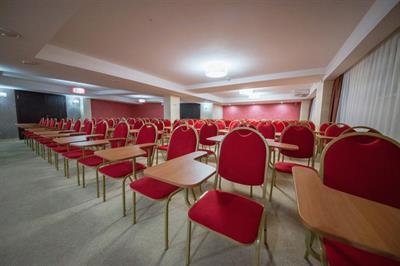 Конференц-зал в отеле «Аврора»