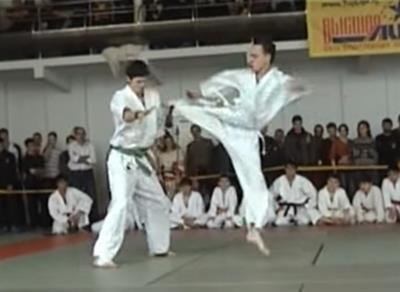 Боевые искусства в Анапе. Клуб «Белый Дракон»