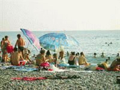 Лучшие пляжи в Адлере