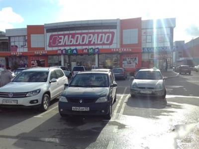 Магазин Эльдорадо в Анапе