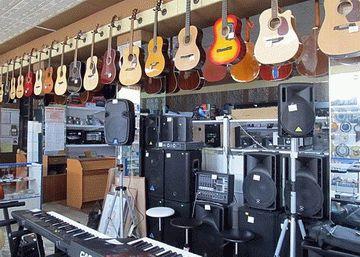 Магазин «Мелодия» в Анапе