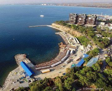 Малая бухта Анапы