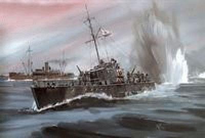 Малый охотник - боевая операция по нанесению удара по Анапскому морскому порту