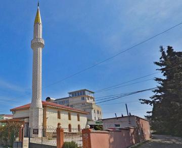 Мечеть Юкары Джами в Алуште