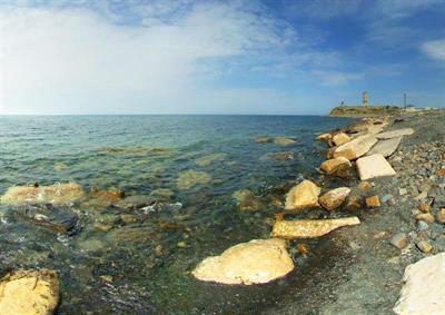 Море на Большом Утрише