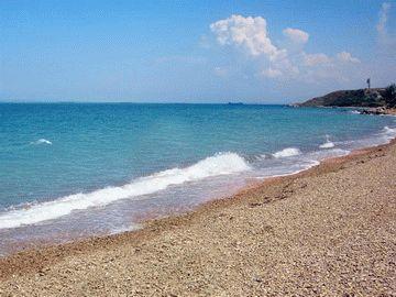 Море в Керчи