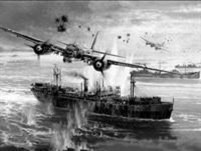 Действия морской авиации