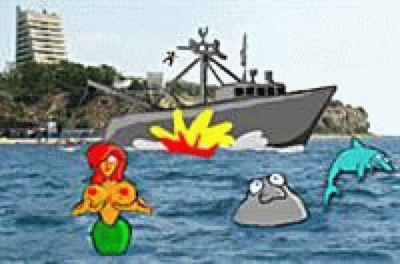 Морской бой (18+)