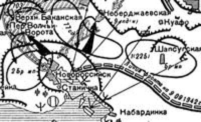 Оборона Новороссийска