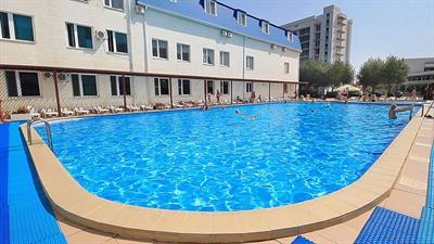 Отдых в Анапе с бассейном