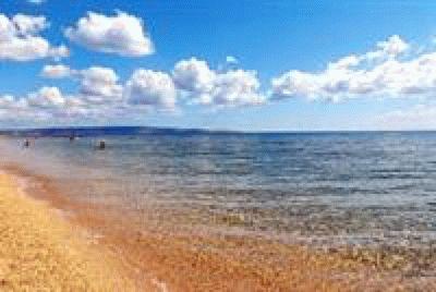 Отдых на берегу Черного моря
