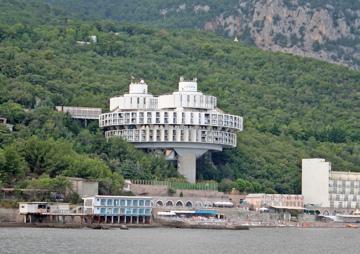 Отдых в санаториях в Крыму