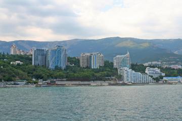 Санатории в Крыму на берегу моря