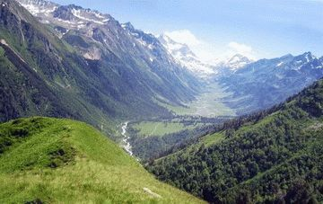 Отдых в горах Краснодарского края