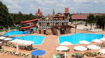 Отели Анапы с бассейном