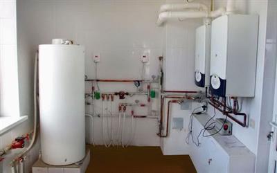 Отопительное оборудование + Монтаж систем отопления в Анапе