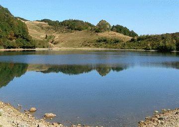 Озера в Краснодарском крае