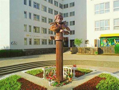 Памятник А.С. Пушкину в Анапе