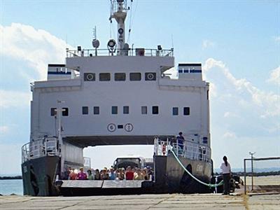Паром порт Кавказ - Расписание