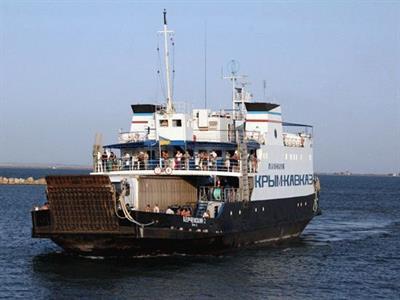 Паром порт Крым - Расписание