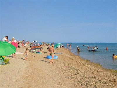 Благовещенская - Пляжи