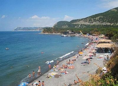 Пляж Большй Утриш