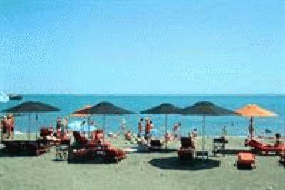 Пляж Мандарин в Адлере