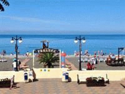 Пляж  «Ривьера» в Сочи