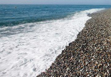 Пляжи Уч-Дере