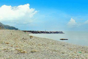 Пляжи Макопсе и Вишневки