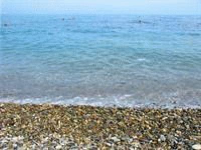 Пляжи в курортном поселке Совет-Квадже