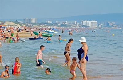 Пляжный сезон в Анапе