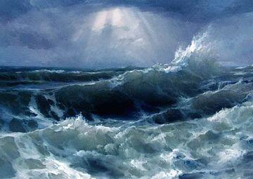 Почему Черное море Черное?