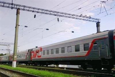Расписание поезда Анапа – Томск