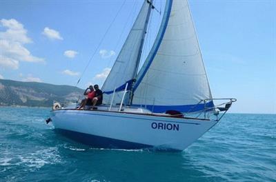 Прогулки на яхте ORION в Анапе