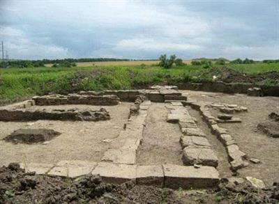 Раскопки в Анапе
