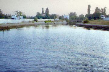 Река Байбуга