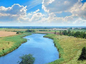 Реки Краснодарского края