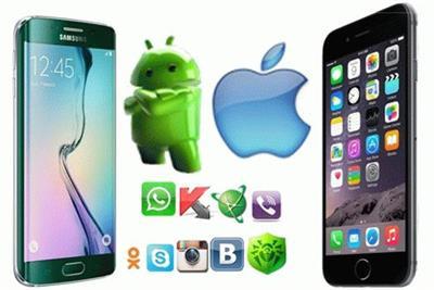 Ремонт мобильных телефонов, смартфонов