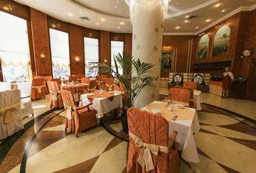Ресторан «Фрезия» в Анапе
