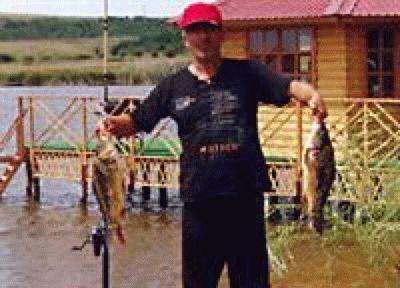 Рыбалка в Гостагаевской