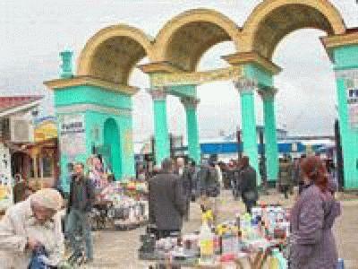 Рынки Симферополя