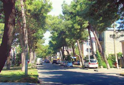 Анапа - улица Самбурова