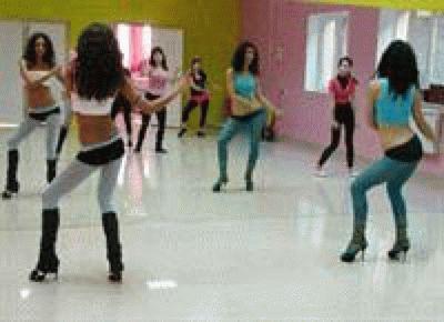 Школа танцев «Без предела»