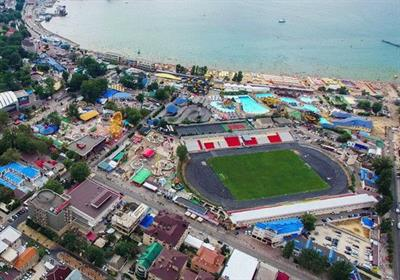Стадион Спартак - Анапа