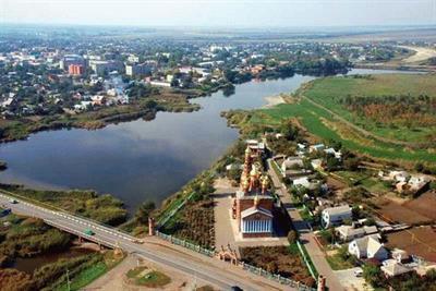 Станица Кущевская в Краснодарском крае