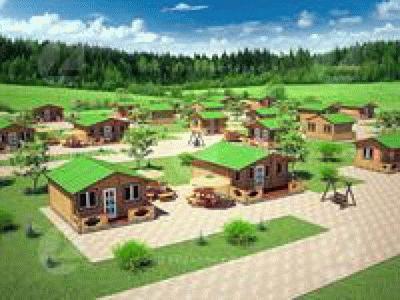 Строительство домов и дач из мини-бруса в Анапе