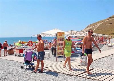 Отдых в Сукко в июне - возможности отдыха и погода